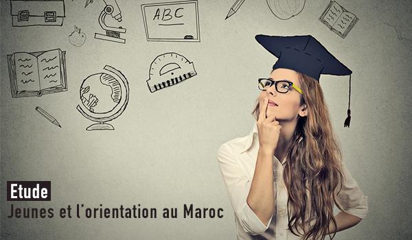 Etude - Jeunes et l'orientation au Maroc