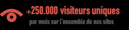 YMA Group - 250.000 visiteurs uniques
