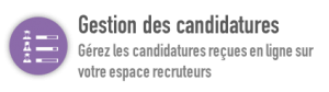 Gestion des candidatures - Stagiaires.ma