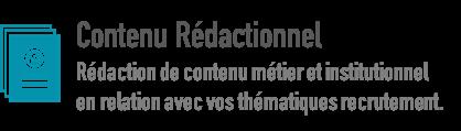 Contenu Rédactionnel - Marque Employeur